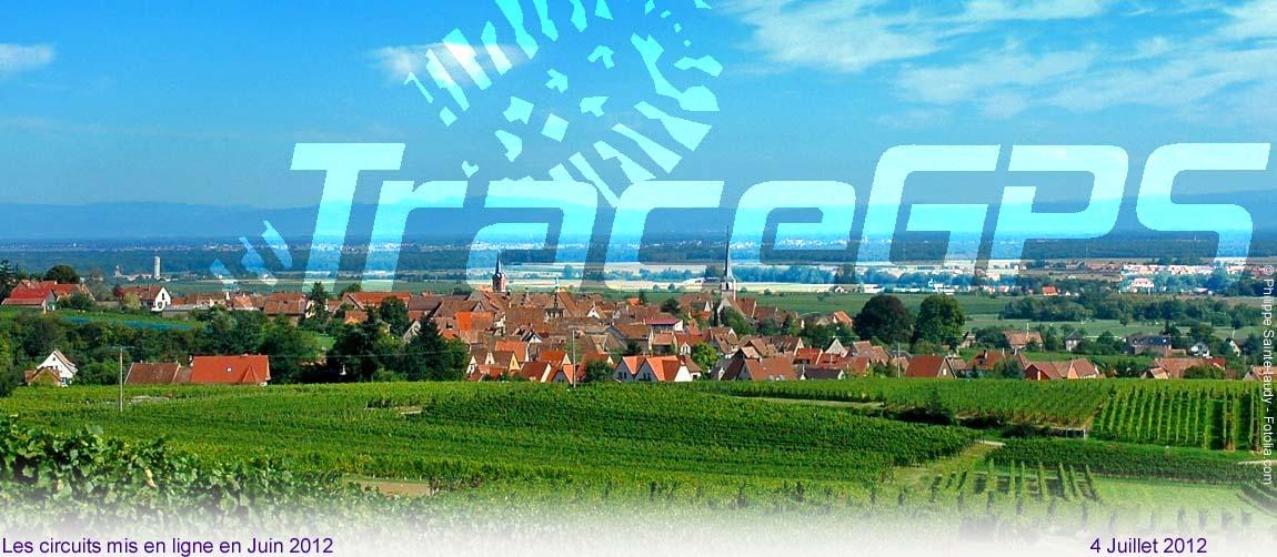 Les circuits de randonn�es de TraceGps.com